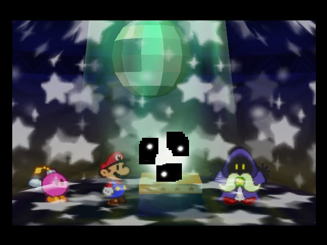 Paper Mario - DISCO FFS - User Screenshot